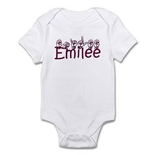 Emilee Infant Bodysuit