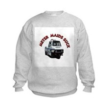 Meter Maids Suck Sweatshirt