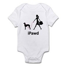 Whippet Infant Bodysuit