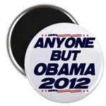 "Anyone But Obama 2.25"" Magnet (100 pack)"