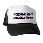 Anyone But Obama Trucker Hat