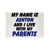 my name is ashton and I live with my parents Recta