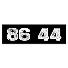 86_44 Bumper Sticker (10 pk)