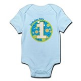 first birthday boy t-shirts Onesie