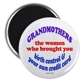 GRANDMOTHERS Magnet