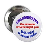 Cute Feminist studies 2.25&quot; Button