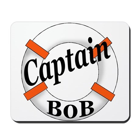Captain Bob's Mousepad