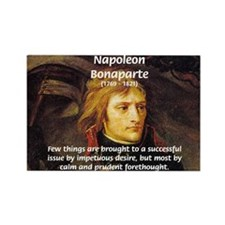 French Revolution Napoleon Rectangle Magnet