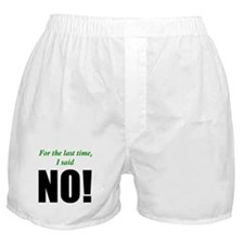 Willpower Boxer Shorts