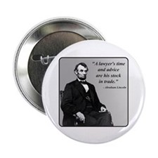 "Lincoln 2.25"" Button (10 pack)"