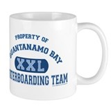 Property of Guantanamo Bay Waterboarding Team Small Mug