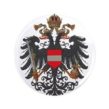 "Austrian Empire (alt) 3.5"" Button"