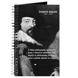 Philosopher Francis Bacon Journal