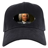 Composer J.S. Bach Baseball Cap