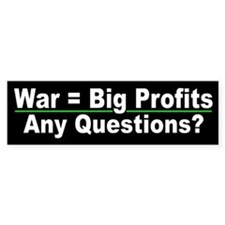 War = Big Profits