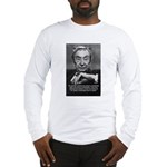 British Philosophy Ayer Long Sleeve T-Shirt
