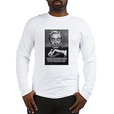 British Philosophy Ayer Long Sleeve T-Shirt