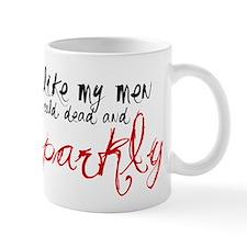 I like my men Mug