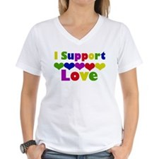 I support Love Shirt
