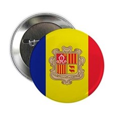 "Flag of Andorra 2.25"" Button"