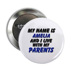 my name is amelia and I live with my parents 2.25""