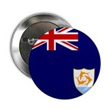 "Flag of Anguilla 2.25"" Button (10 pack)"