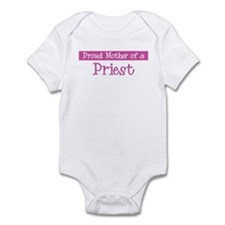 Proud Mother of Priest Onesie
