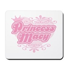 Princess Macy Mousepad