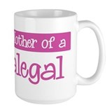 Proud Mother of Paralegal Mug