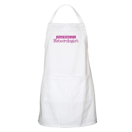 Proud Mother of Meteorologist BBQ Apron