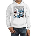 11 Pipers Piping Hooded Sweatshirt