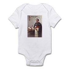 Theology Thomas Aquinas Infant Creeper