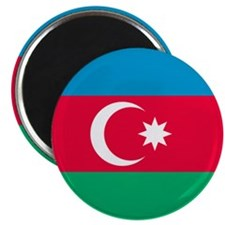 Flag of Azerbaijan Magnet