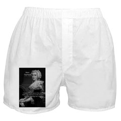 Courage Marie Antoinette Boxer Shorts