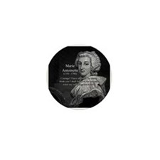 Courage Marie Antoinette Mini Button (10 pack)