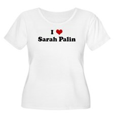 I Love Sarah Palin T-Shirt