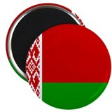 Flag of Belarus Magnet