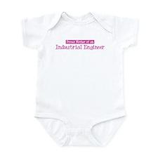 Proud Mother of Industrial En Infant Bodysuit
