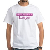 Proud Mother of Lawyer Shirt