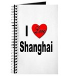 I Love Shanghai China Journal