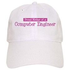 Proud Mother of Computer Engi Baseball Cap