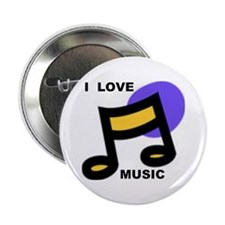 "MUSIC 2.25"" Button"