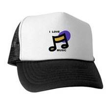 MUSIC Trucker Hat