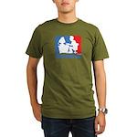 ML Geek Organic Men's T-Shirt (dark)