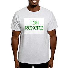 T3H R0X0RZ