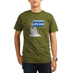 Spring Break Beer Keg Design Organic Men's T-Shirt
