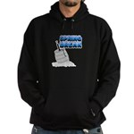 Spring Break Beer Keg Design Hoodie (dark)