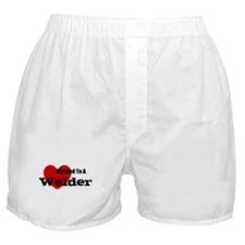 Married to A Welder Boxer Shorts