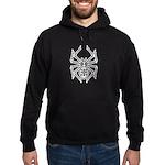 Tribal Spider Design Hoodie (dark)