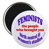 "Fem wmstudies 2.25"" Magnet (10 pack)"